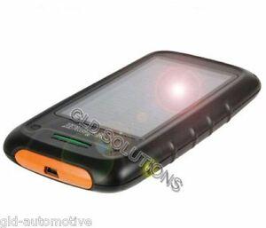 CARICABATTER Cellulare ENERGIA SOLARE 2800 mAh mini USB tipo B  Micro USB