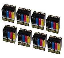 40 DruckerPatrone Tinte für EPSON STYLUS BX305F BX305FW SX125 SX420W SX130 SX425