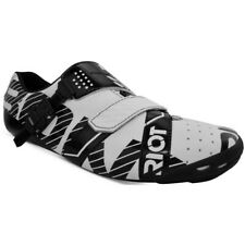 » Bont Riot Buckle Road Cycling Shoes 42 White Black