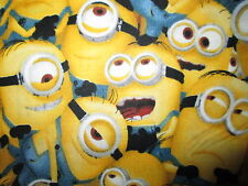 MINION PACKED MINIONS DESPICABLE ME COTTON FABRIC FQ
