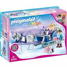 PLAYMOBIL 9474 Magic Sleigh with Royal Couple