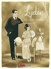 Lydie HC vza tt (allemand) Jordi LAFEBRE/zidrou lim.200 ex. + signed Artprint