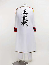 ONE PIECE Monkey D. Garp Luffy Grandpa Hero Uniform Cosplay Costume Kostüme set