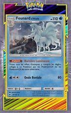 Feunard Holo Deck Promo-SL03:Ombres Ardentes-28/147-Carte Pokemon Neuve Français