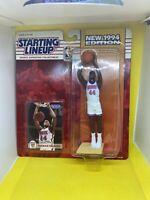 Derrick Coleman New Jersey Nets 1994 Kenner SLU Starting Line Up Figure