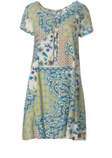 LABEL OF LOVE NEW WITH TAGS MUSE PRINT DRESS SIZE 12 RRP $99.95