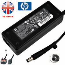 GENUINE HP 677777-001 693712-001 19.5V 3.33A Laptop Charger Adapter 65W +UK Plug