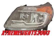 DODGE RAM PROMASTER 2014-2016 LEFT DRIVER HEADLIGHT HEAD LAMP LIGHT WITH DRL