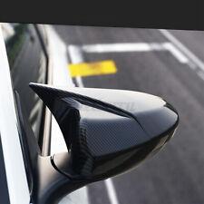 Pair For Honda Accord 2018-2020 carbon fiber color Rear view mirror cover trim