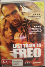 LAST TRAIN TO FREO RARE OOP DELETED DVD STEVE LE MARQUAND