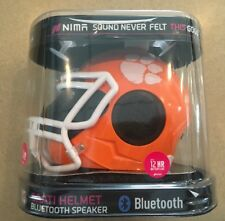 Clemson Tigers Bluetooth Wireless Helmet Speaker - Nima NCAA National Champs