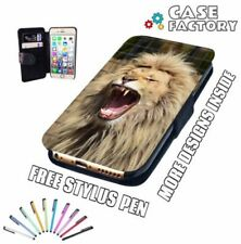 The King Leather Pictorial Mobile Phone Cases & Covers