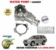 buy water pumps for 1998 jeep cherokee ebay 1998 Jeep Cherokee Stick Shift for jeep grand cherokee 4 0i 9 1998 12 2004 new water pump