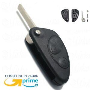 GUSCIO + logo  COVER CHIAVE 3 TASTI TELECOMANDO  PER ALFA ROMEO GT