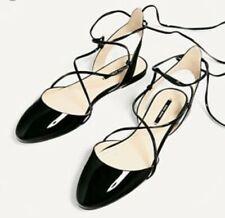 New Zara Shoes Women Size 6 Flats