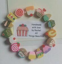 Bracelet girls.childrens.. lolly.ideal Cupcake Sac de fête, le stockage cadeau.