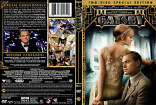 Gatsby Le Magnifique DVD Neuf (Di Caprio)