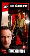 The Walking Dead - Rick Grimes - Action Figur - McFarlane Toys - Color Tops