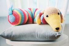 Giocattolo per cane Crochet Pattern bozza Excluder