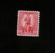 US S1 War Savings Stamp10c RED MINT NH OG MINUTEMAN