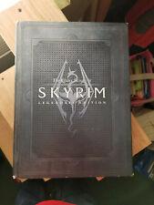 The Elder Scrolls V: Skyrim Legendary Edition Hardcover Official Game Guide Beth