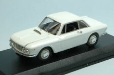 Lancia Fulvia Coupe' 1.2 1965 White 1:43 Model BEST MODELS