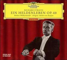 Richard Strauss: Ein Heldenleben, Op. 40 (CD, MHS, DG) Karajan - BN Sealed