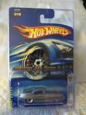 2005 only Hot Wheels First Edition Model Prototipo Alfa Romeo B.A.T 9 in protect
