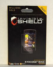 Zagg Invisible Shield Screen Protector for Kyocera Rise