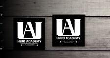 boku no My Hero Academia UA Hero Academy decal sticker plus ultra