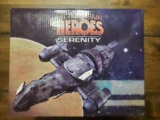 Firefly Serenity Ship Little Damn Heroes Rare Limited QMX
