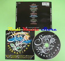 CD MEGLIO SANREMO 95 INTERNATIONAL compilation 1995 TAKE THAT NOA M PEOPLE (C23)