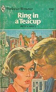 Ring in a Teacup Harlequin Romance, No. 2250 Betty Neels