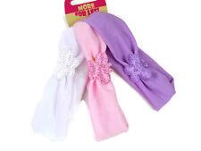 Newborn Baby Butterfly Elastic Headband Headwrap Headdress Stretchy Comfortable
