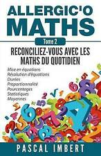 Maths Paperback Textbooks in French