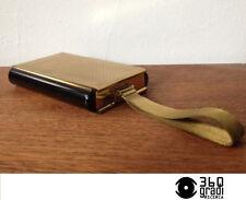 Piccola borsa compatta beauty portasigarette vintage 1930s art déco vanity purse