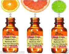 10% Vitamin C Serum  DOUBLE STRENGTH 100% Hyaluronic Acid 1.2oz BEST!
