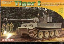 1/72 German TIGER I Initial Prod. s.Pz.Abt.502 Leningrad 1942  -- Dragon 7370