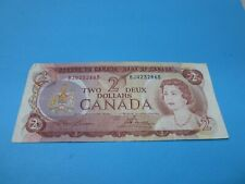 1974 - Canada $2 bill - Canadian two dollar note - BJ4232865