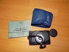 Smena-35 LOMO Russian 35mm Camera Green Title NEW