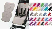 Unisex Stroller Mattress Seat Liners Universal for Baby Breathable Soft Mesh