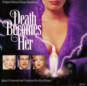 Death Becomes Her - Original Score - OOP - Alan Silvestri