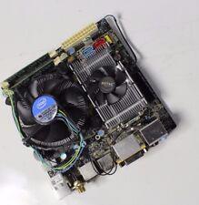 ZOTAC H77ITX-C-E LGA 1155 S1155 H77 Ddr3 Gt620 Msata Pcie Usb3.0  w/ CPU i7 3770