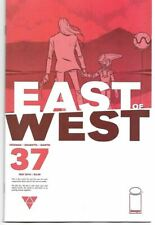 EAST OF WEST #37  (IMAGE 2018)