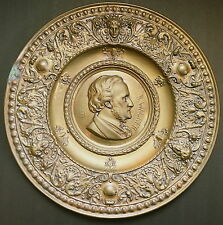 [Richard Wagner (Composer)]: Commemorative Metal Plate