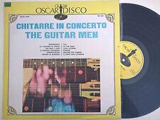 DISCO LP - THE GUITAR MEN - CHITARRE IN CONCERTO - OSCAR DEL DISCO OS036 EX/VG