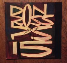 Don Ross - PS 15 - Collector´s Item/Goby Fish Music 2014 - Red Vinyl+Autograph