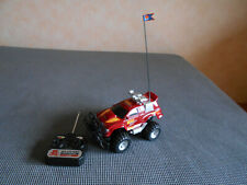 RC Ferngesteuertes Auto Jeep 27 MHz rot  - Ersatzteil -