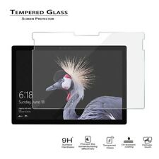 """9H Tempered Glass Screen Protector Guard Film For 12.3"""" Microsoft Surface Pro 6"""