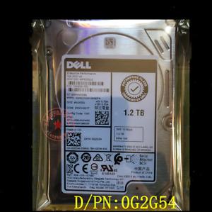 "G2G54 DELL 1.2TB 12Gb/s 2.5"" 10K Enterprise Hard Drive ST1200MM0099 0G2G54"